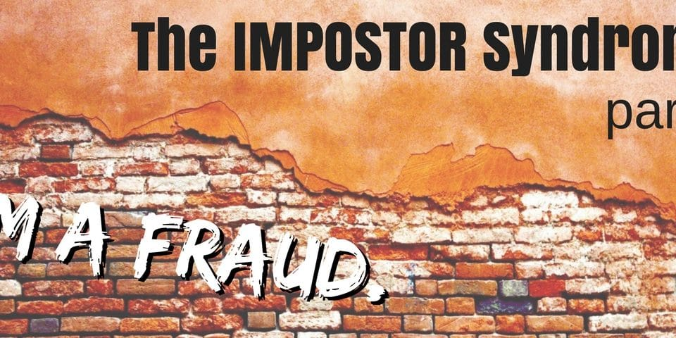 Imposter Syndrome background