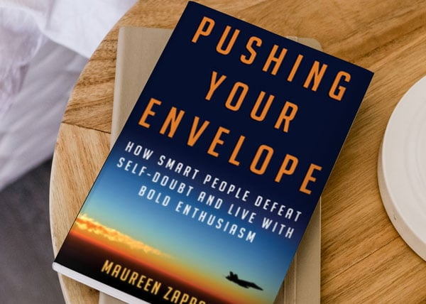 Pushing Your Envelope book cover
