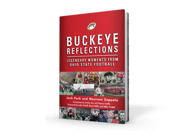 Buckeye Reflections book cover