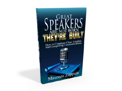 Great Speakers are Not Born